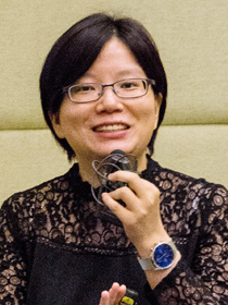Professor Catherine So Wing-Chee