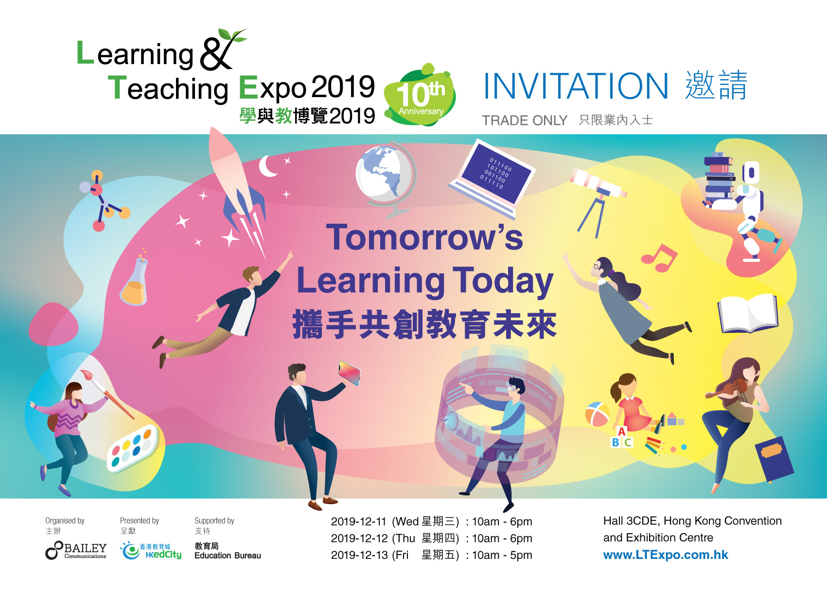Promotion & Marketing - Learning and Teaching Expo